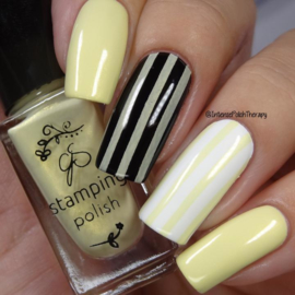 Clear Jelly Stamper Polish - #95 Love in the A.M.