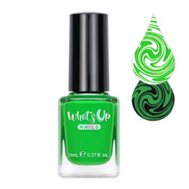 Whats Up Nails - Stamping polish - WSP020. Nip it in the Bud