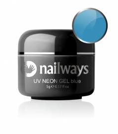 Nailways - NWUVC20 - UV NEON GEL - Blue