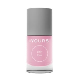 Yours Cosmetics - Stamping Polish - Pink Love