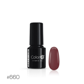 Color IT Premium - Hybrid Color Gel - 660