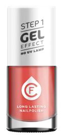 CF Gel Effekt Nagellak - Step 1 - 230. Soft Pink