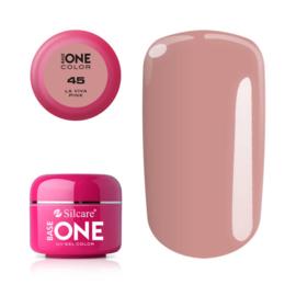Base One - UV COLOR GEL - 45. La Viva Pink