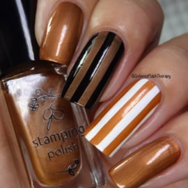 Clear Jelly Stamper Polish - #56 Salted Caramel