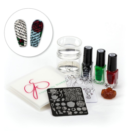Clear Jelly Stamper - Kit - Big Bling Jr. Starter Kit