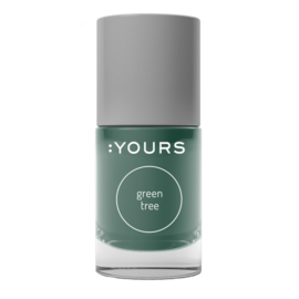 Yours Cosmetics - Stamping Polish - 12. Green Tree