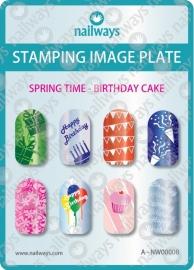 Nailways - Spring Time - 08. Birthday Cake