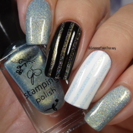 Clear Jelly Stamper Polish - #99 Mermaid's Tale