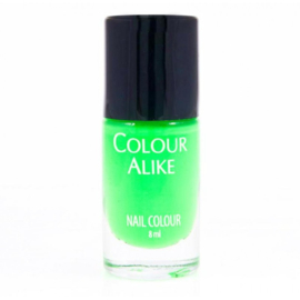 Colour Alike -  Stamping Polish - 36B. A GREEN LIGHT