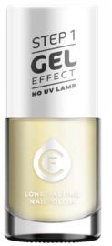 CF Gel Effekt Nagellak - Step 1 - 127. Pastel Vanille