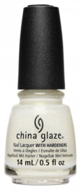 China Glaze - Nail Polish - 84846  - White Hot collection - Hey, Chardonnay, Hey