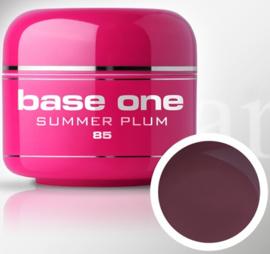 Base One - UV MARSALA GEL - 85. Summer Plum