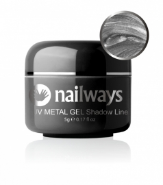 UV METALLIC GEL - Shadow Line