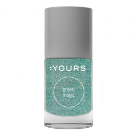 Yours Cosmetics - Stamping Polish - 13. Green Magic