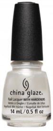 China Glaze - Nail Polish - 84847  - White Hot collection - Pearl Talk