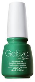 China Glaze - Geláze - Color 82226 - Four Leaf Clover