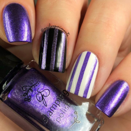 Clear Jelly Stamper Polish -  #109 Frozen