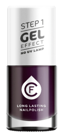 CF Gel Effekt Nagellak - Step 1 - 330. Dark Dream