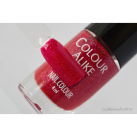 Colour Alike -  Nail Polish - 603. So Red (Holographic)