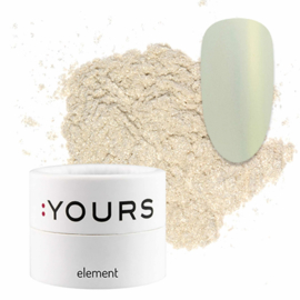 : Yours - Element - Gold Pearl