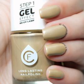 CF Gel Effekt Nagellak - Step 1 - 132. Cashmere Shine