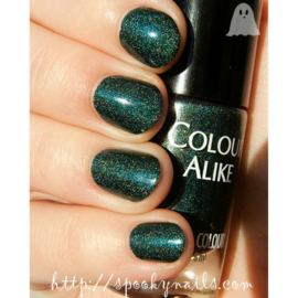Colour Alike - Nail Polish -  501. Dark Holo