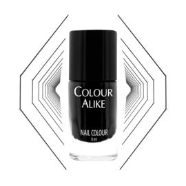 Colour Alike - Nail Polish - 730. Mystic Black
