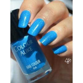 Colour Alike -  Nail Polish - Neon goes Holo - 611. Fly High