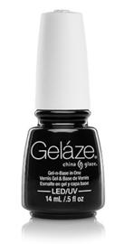 China Glaze - Geláze - Color 81615 - Liquid Leather