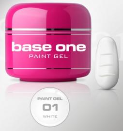UV PAINT GEL - 01. White