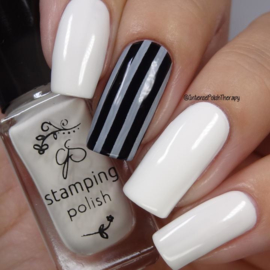 Clear Jelly Stamper Polish - #93 Negligee