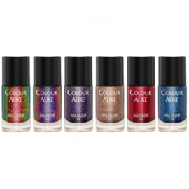 Colour Alike -  Nail Polish - 625_630 The Butterfly Lovers Set