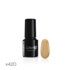 Color IT Premium - Hybrid Color Gel - 420