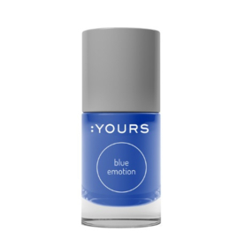 Yours Cosmetics - Stamping Polish - Blue Emotion