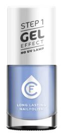 CF Gel Effekt Nagellak - Step 1 - 412. Lavender-Blue