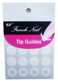 French Nail Tip Sticker - Guides 5