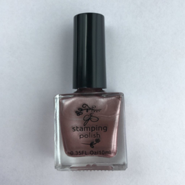 Clear Jelly Stamper - Big Stamping Polish - #241 Sweet Baby Rose - 10 ml