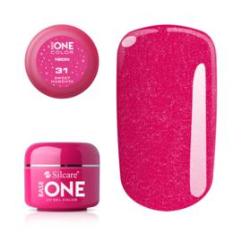 Base One - UV COLOR GEL - Neon - 31. Sweet Magenta