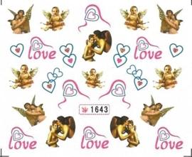 Waterdecals - Angel Love