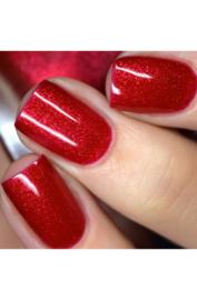 Lina Nail Art Supplies - Nail lacquer - Feeling Santa-Mental