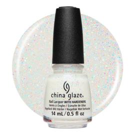 China Glaze - Nail Polish - 84844  - White Hot collection - Spritzer Sister