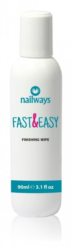 Nailways - Fast&Easy - Cleaner Professional | Finishing Wipe