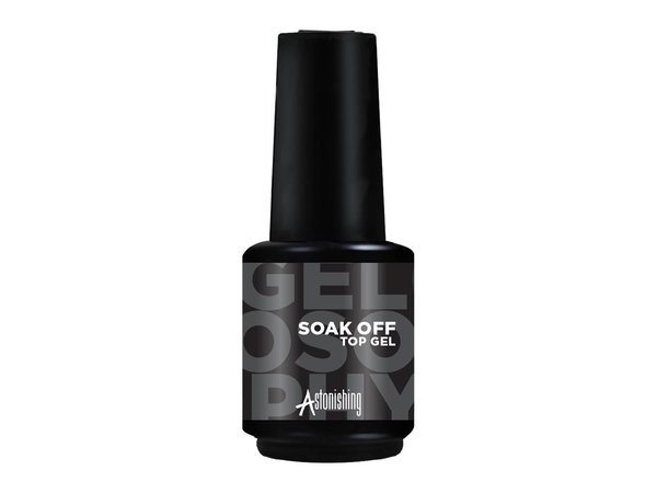Gelosophy - Soak Off Top Gel
