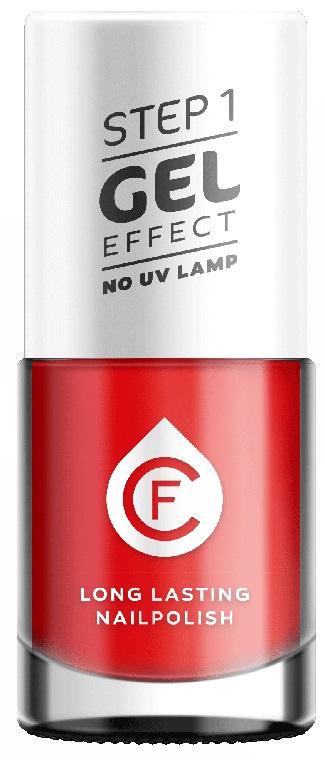 CF Gel Effekt Nagellak - Step 1 - 226. Pinkies Red