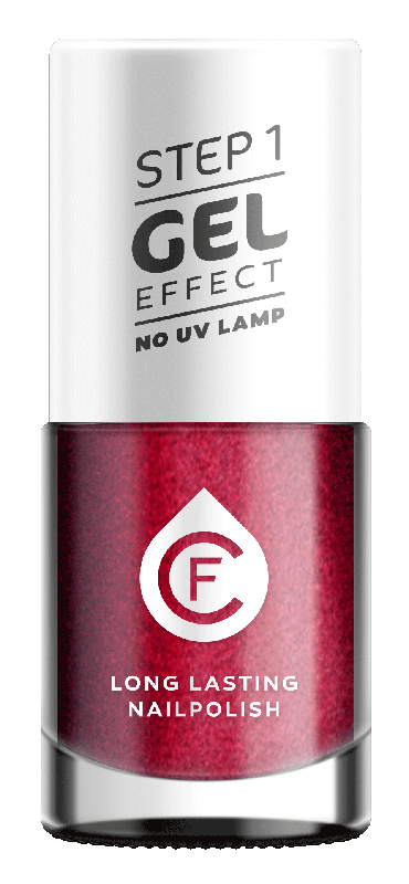CF Gel Effekt Nagellak - Step 1 - 329. Hibiscus