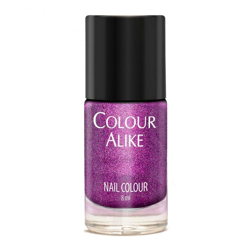 Colour Alike -  Nail Polish - I Love Bossa - 638. Quiet Nights (Ultra Holographic)