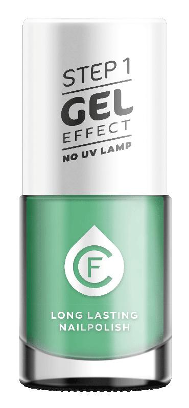 CF Gel Effekt Nagellak - Step 1 - 515. Gardengreen
