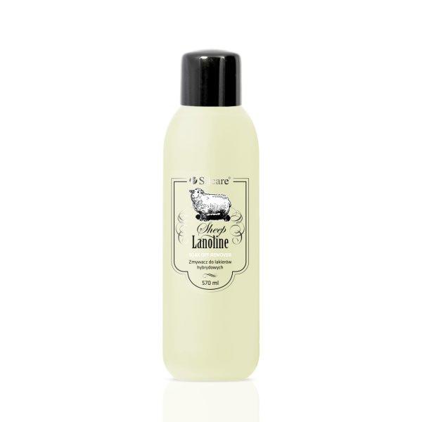 Silcare - Sheep Lanoline - Soak Off Remover (570ml)