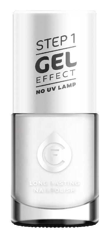 CF Gel Effekt Nagellak - Step 1 - 100. White