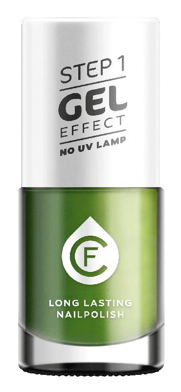 CF Gel Effekt Nagellak - Step 1 - 501. Grass Green